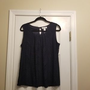 NWT Large Christopher & Banks Blouse